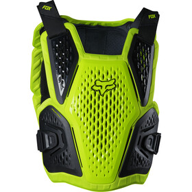 Fox Raceframe Impact Guard fluorescent yellow